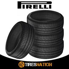 (4) New Pirelli PZero 265/35R20 99Y Summer Sports Performance Traction Tires