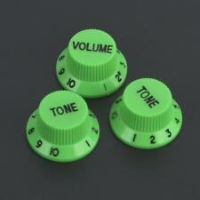 3Pcs Guitar Volume Tone Control Knobs for Electric Guitar Potentiometers Parts