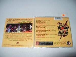 Banda Bassotti Vecchi Cani Bastardi 14 Track cd 2011 Near Mint + Condition