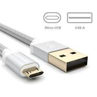 L18-2 Samsung Galaxy A6 Plus S5 S6 S7 Edge micro USB Kabel Reversible Ladekabel