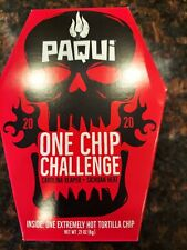 Paqui one chip challenge 2020