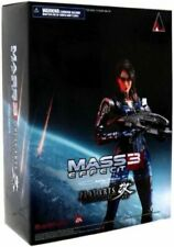 Square Enix Mass Effect 3 Ashley Williams Play Arts Kai Action Figure *New