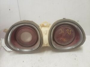1973 chevrolet chevelle rh tail light OEM