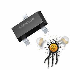 5 Stück / pcs. MAX809Microprocessor Supervisor 140ms Reset 3V 3.3V 5V Spannungs