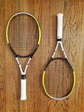 Pro Kennex Kinetic Pro 5G - 4 1/2 grip Tennis Racquets (2) ProKennex