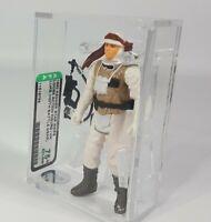 Luke Hoth Battle Gear Kenner Vintage Star Wars Loose AFA 75+ 1980 ESB ROTJ HK