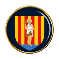 Perpignan (France) Broche Badge