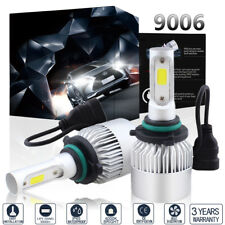 9006 HB4 1400W 210000LM LED Headlight Conversion Low Beam Bulbs COB Chip 6000K