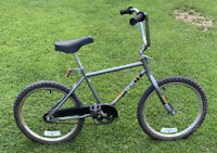 "Vintage Huffy BMX Racing 15 Street/Track Cert Bicycle 14"" Frame 20"" Tires"