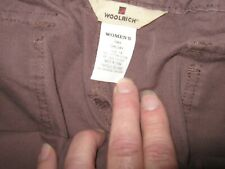 Woolrich chicory pants 14
