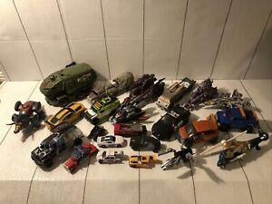 transformers Huge Lot For Parts Or Repair.