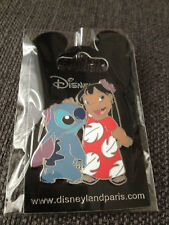 Stitch Lilo PIN Disneyland Paris DLP Open edition 2017