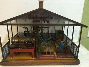 Steam - Engine Work Shop