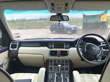 Range Rover Vogue Td6 Adriatic Blue Breaking
