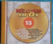 CD MÉLODIES EN OR VOLUME 13 Ref 0806