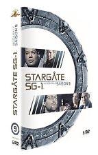 PO/22337//COFFRET 6 DVD STARGATE SG-1 INTEGRALE SAISON 9 NEUF