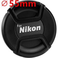Bouchon cache compatible généric ⌀55mm pour Nikon AF-P DX 18-55mm f/3.5-5.6G VR