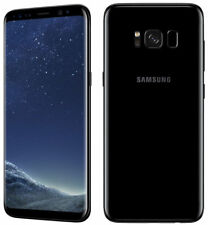 Samsung Galaxy S8 SM-G950U - 64GB - Midnight Black (Unlocked) Android Smartphone