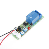 DC12V Adjustable Infinite Cycle Loop Delay Timer Time Relay Switch Module pl