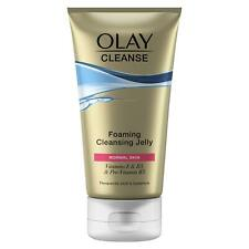 Olay Cleanse Foaming Skin Cleansing Jelly Melts Away Make-Up, Normal skin, 150ml