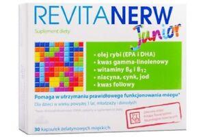 REVITANERW Junior - 30 capsules