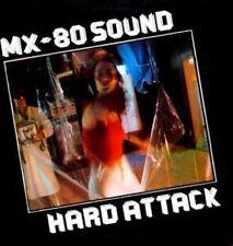 MX-80, MX-80 Sound - Hard Attack [New CD]