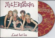 MRS. EINSTEIN - Laat het los / Puppet on a string CD SINGLE 2TR Eurovision 1997