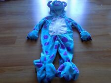 Infant Size 6-9 Months Disney Pixar Monsters Inc Sully Sulley Halloween Costume