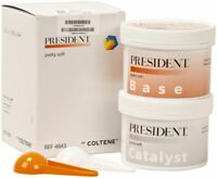 Coltene Putty Soft Base Catalyst Whaledent President