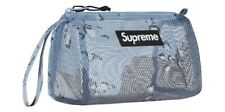 Supreme Utility Pouch Bag SS20 | Blue Chocolate Chip Camo | New (Unopened)