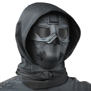 Tactical Airsoft Mask Comes with Headgear Suit Can Carry Variety Night Vision