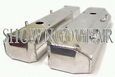 FABRICATED ROCKER COVERS 304 HOLDEN EFI  VN VS HEAD DRAG COMMODORE TORANA ALLOY