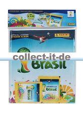 Panini WM 2014 - Sticker - 1 Starter Hardcover