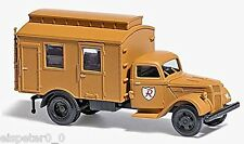 "Busch 80023 Ford v8 g198 twa ""baron"", h0 modèle 1:87, Military Edition"