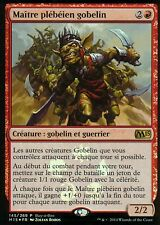 Maître plébéien Gobelin foil/Goblin rabblemaster | nm | buy a box Promo | fra