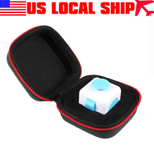 Gift For Fidget Cube Anxiety Stress Relief Focus Bag Box Carry Case Packet