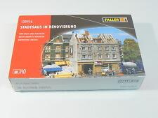 Faller 130456, Stadthaus in Renovierung, Bausatz Spur H0, neu, OVP