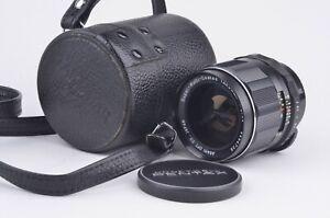 MINT- PENTAX SUPER MULTI COATED SMC TAKUMAR 35mm f/2 LENS M42 MOUNT, CASE+CAPS