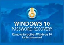 Windows XP Vista 7 8 & 10 Password Recovery Reset Remover Recover Tools