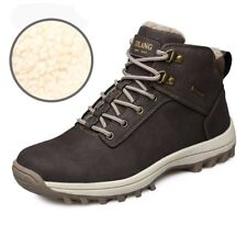 NEW Mens Winter Warm Thicken Snow Boots Outdoor Casual Sneakers Shoes Work Boots
