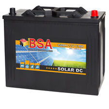 BSA Solarbatterie 12v 150ah solar Antrieb marine Beleuchtung Versorgung Batterie