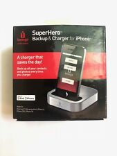 *NEW* *SALE* Iomega SuperHero Backup and Charger (4GB) for iPhone 35113