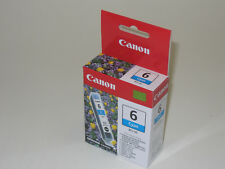 Genuine Canon BCI-6 cyan iP8500 i9900 MP780 ink BCI6