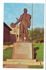 Vintage Postcard Montevideo MN Jose Artigas Statue Father Independence Uruguay
