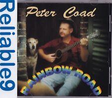 Peter Coad - Rainbow road CD 12 tracks Rare - 1993 Made in Australia