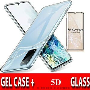 For Samsung S21 S20 S10+ A12 A32 5G TEMPERED GLASS SCREEN PROTECTOR / Case Cover