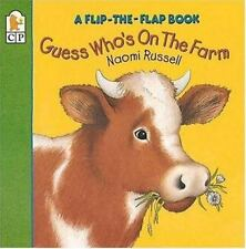 Guess Who's on the Farm: A Flip-the-Flap Book