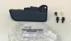 LEXUS FACTORY DRIVER SIDE REAR ROCKER PANEL GUARD SHIELD 2006-2013 IS250 / IS350