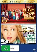 High School Musical / Hannah Montana - Behind The Spotlight (DVD, 2008, 2-Disc …