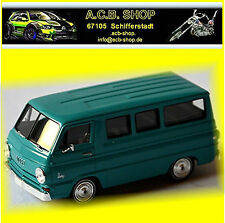 Dodge A 100 Bus 1964-70 verde 1:87 Brekina